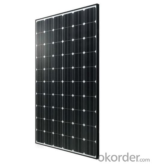 mono panel SWE-M660(BK) Series260W
