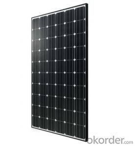 mono panel SWE-M660(BK) Series250W
