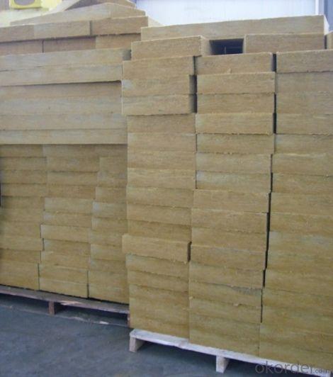 Insulation Rock Wool Board 120KG 50MM