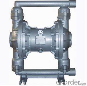 Air-diven Pumps QBY Series