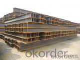 Hot Rolled Steel H-beam JIS 3192