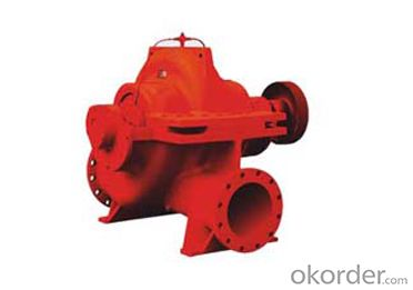 Single-Stage Double-Suction Split Volute Fire Pumps XBD-ALOW Series