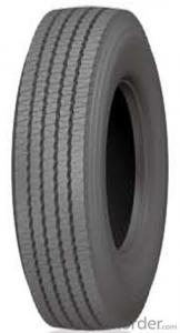 Truck and Bus radial tyre pattern 668