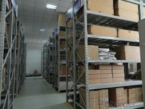 Light Duty Racking System for Warehouse Storage