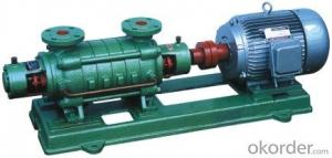 Boiler Feed Pump MD