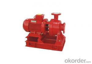 Horizontal Constant Pressure Fire Pumps XBD-HL Series