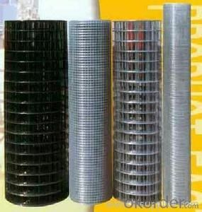 Welded wire mesh-1/4 X 1/4