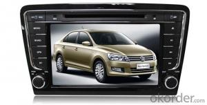 volkswagen 2013 Santana dvd with Origina car style