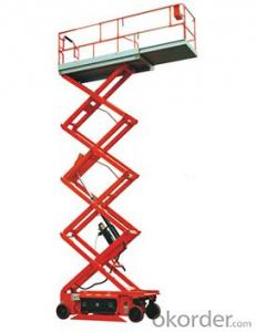 Manual-Scissor-Lift-GTJS05,-GTJS06