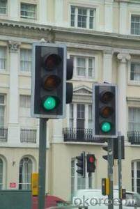 Traffic indicator screen  Light