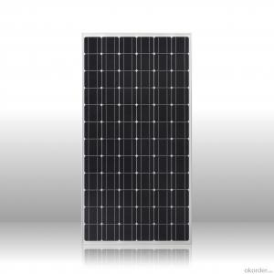 High efficiency mono solar panel 280W