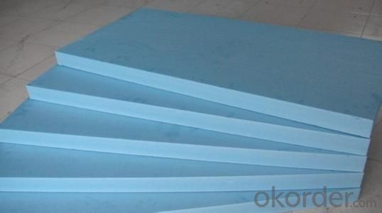 Plastic extruded board