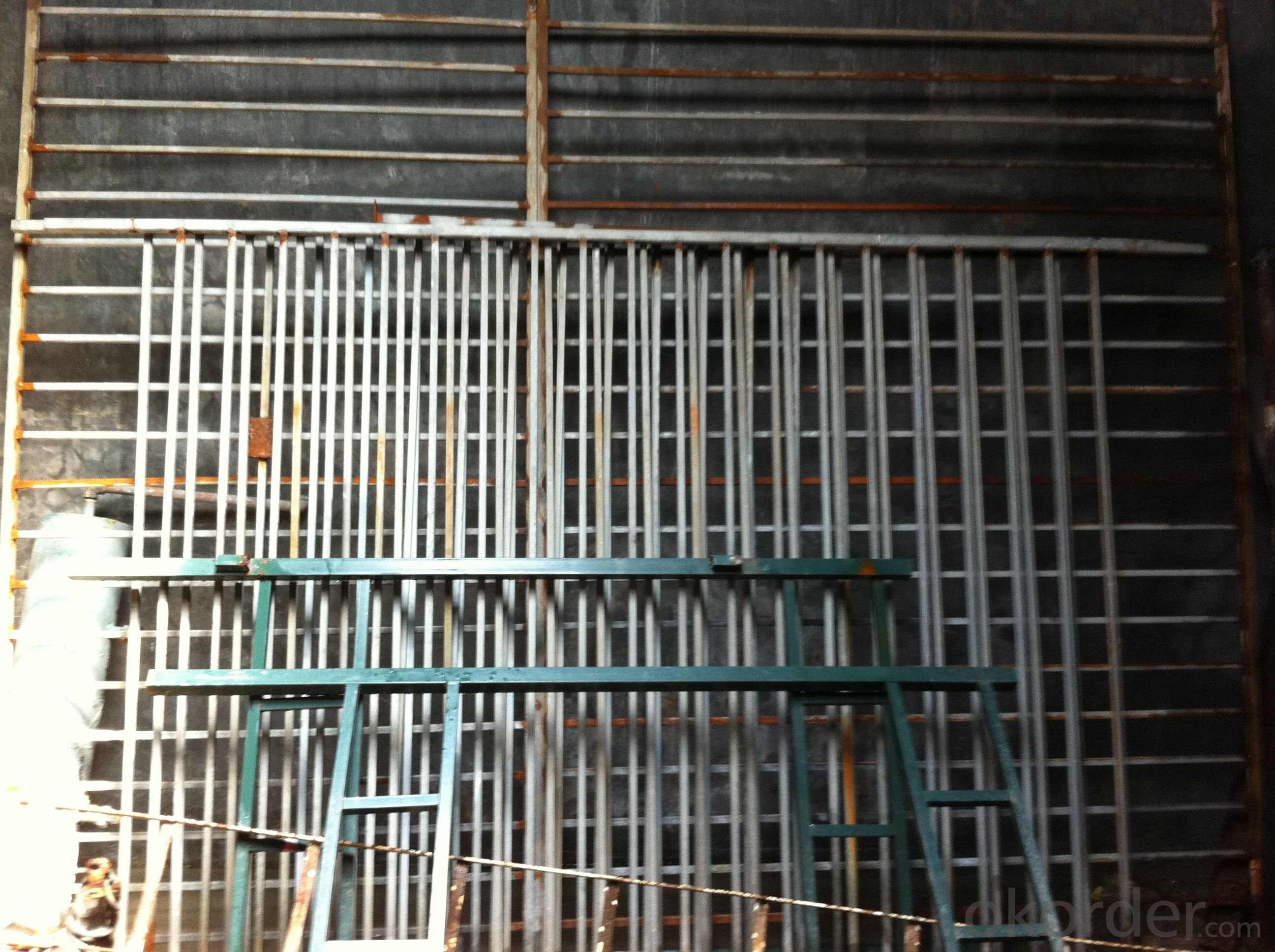 PE Coated Welded Wire Mesh
