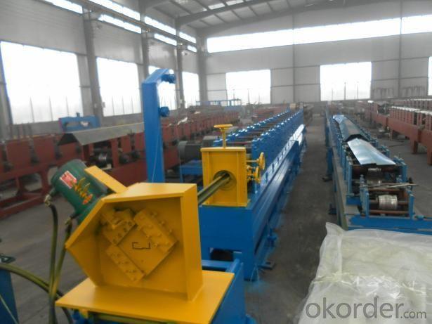 high quality 8MF profile production equipment
