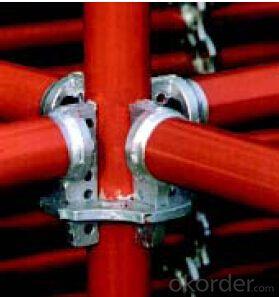 Auto Welded Steel Ringlock System Scaffolding