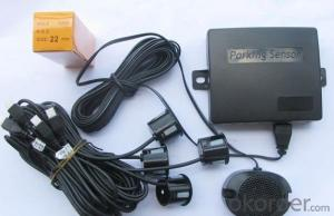 Manufacturer Of parking sensor -LED Buzzer kits ,4sensors,6sensors,8sensors,12V for cars,Parking safety