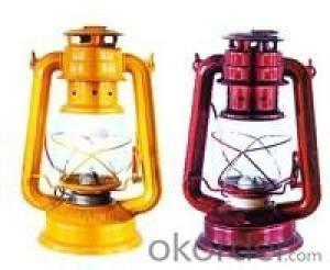 Masthead outside, portable lantern