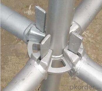 Galvanised Kwikstage Scaffolding Formwork