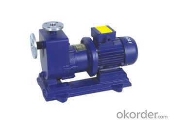 Self-priming Magnetic Driven Pumps ZCQ Series