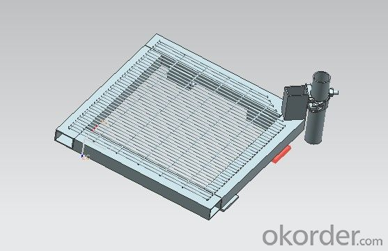 Kwikstage Scaffold Internal Corner Frame