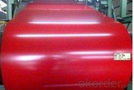 Prepainted galvanized steel coil N