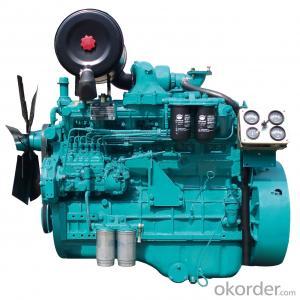 Yuchai YC6G (150-160kW) Series Engines for Generators