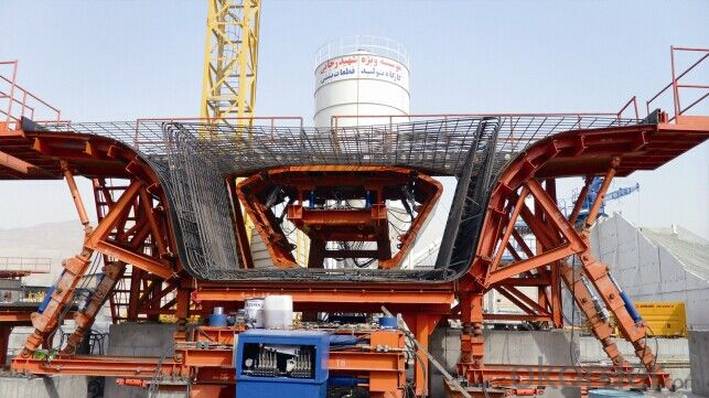 Box Girder Steel Formwork System