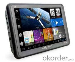 "DVR 7"" Android GPS Navigation"