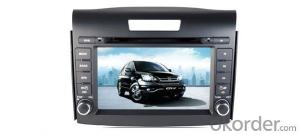Honda-CRV   Android 4.2.2 3G 8 inch 2014 new dvd with Origina car style