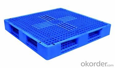 plastic pallet for warehouse