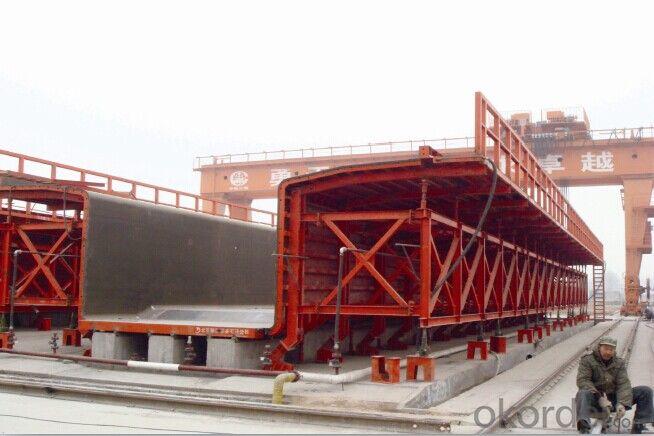 Box Girder Steel Template