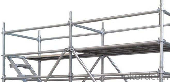 all-round ring-lock scaffold/scaffolding system