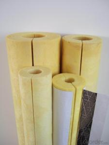 High quality Glass Wool Pipes