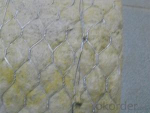 Aluminium Foil Faced Rockwool Board/Rockwool Blanket
