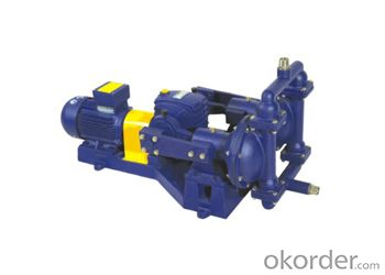 Electric Diaphragm Pumps DBY Series