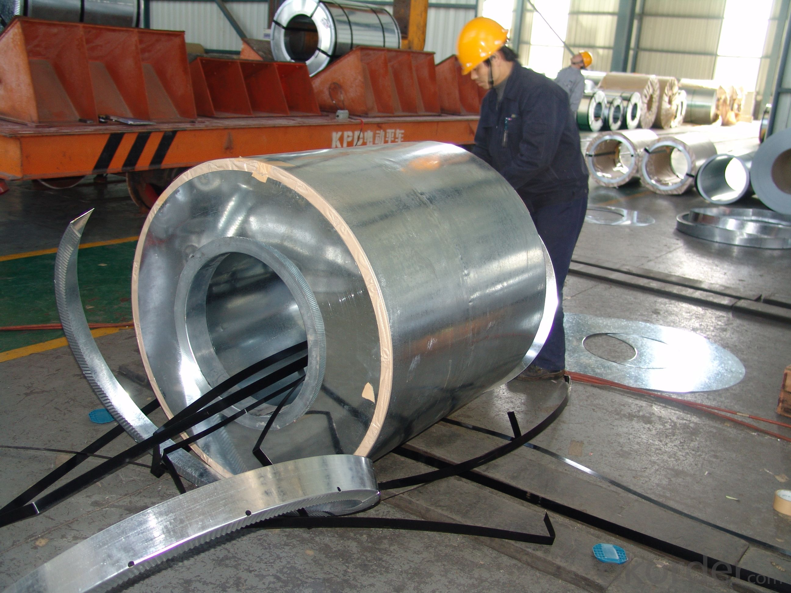 Supply Hot-Dip Galvanized Steel Sheet/Coil