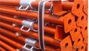 Scaffolding Steel Props / Shoring Props for Scaffolding System