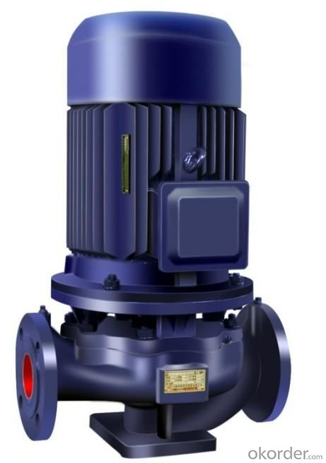 Vertical Centrifugal Pumps ALG Series