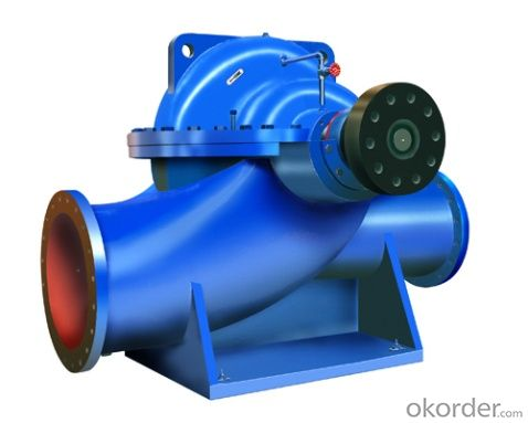 Single-stage Double Suction Split Casing Pump