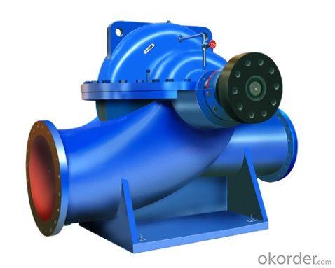Single-stage Double Suction Split Casing Pump