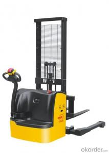 Electric Straddle Stacker- CTDR10-III/12-III