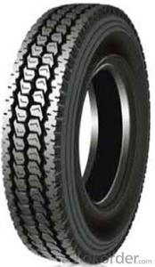 Truck and Bus radial tyre pattern 660