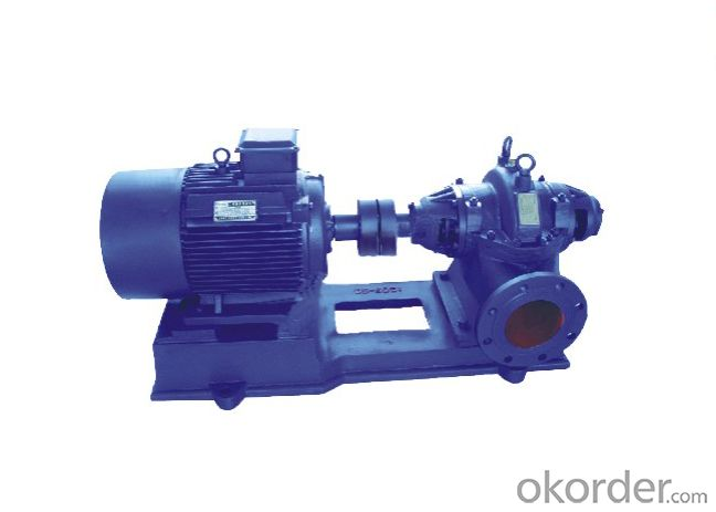 Single Stage Double Suction Centrifugal Pump S Series