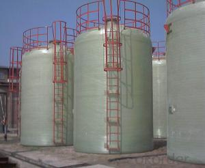 FRP Tanks for Water Treatment/FRP Soft Water Tank /Fiber Glass Reinforced Plastic Vessels for Water Treatment DN10000