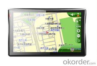 "Basic 7"" Android GPS Navigation"