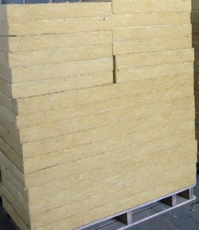Rock Wool Board 50KG50MM For Insulation