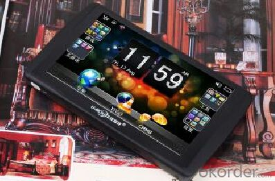 "DVR Bluetooth 7"" Android GPS Navigation"