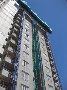 SCP200 Mast Climbing Work Platform