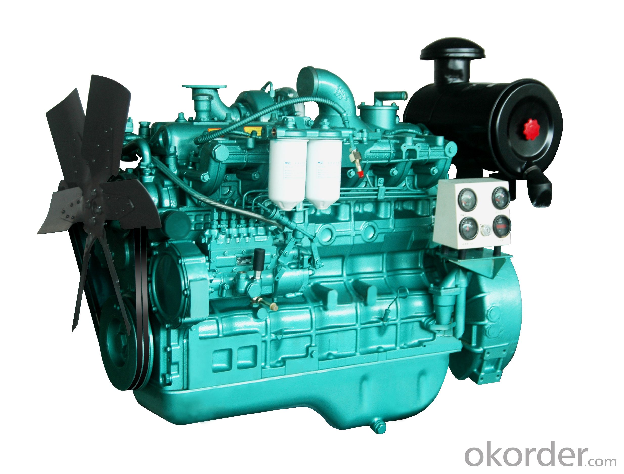 Yuchai  YC6B (50-120kW) Series Engines for Generators