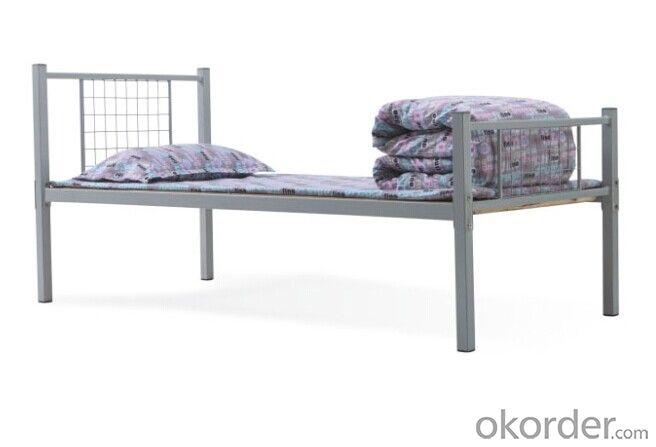 Metal Tube Single Bed